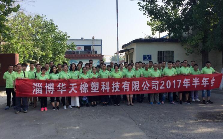 華天2017半年會照片
