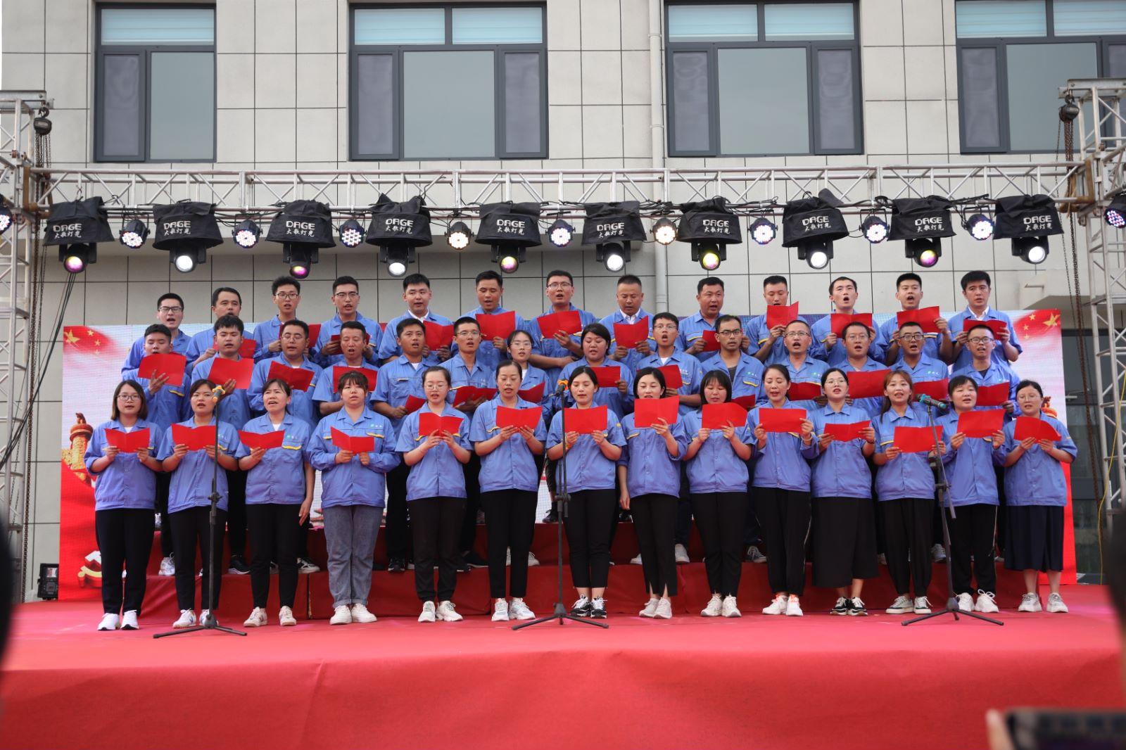 不忘初心、牢记使命--华天集团开展庆祝建党100周年红色教育活动